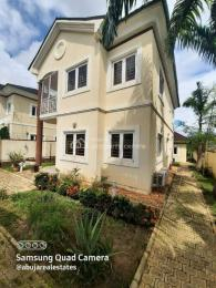 4 bedroom Detached Duplex House for rent Life Camp Abuja