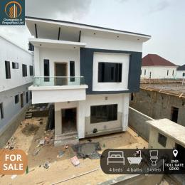 4 bedroom Detached Duplex House for sale lekki palm city Awoyaya Ajah Lagos