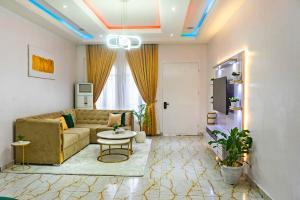 4 bedroom Semi Detached Duplex House for shortlet Platinum Way Jakande Lekki Lagos