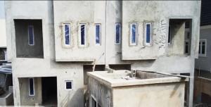 4 bedroom Detached Duplex House for sale Value County Estate Sangotedo Ajah Lagos