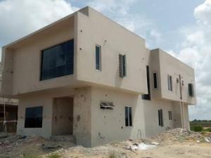 4 bedroom Detached Duplex House for sale Royal palm villa phase 2 estate resort. Ibeju-Lekki Lagos