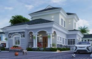 4 bedroom Detached Duplex House for sale Amen Estate Development, Eleko Beach Road, Off Lekki Epe Expressway , Ibeju Lekki, Lagos, Nigeria Eleko Ibeju-Lekki Lagos