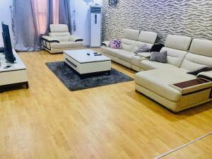 3 bedroom Semi Detached Duplex House for shortlet Chevyview Estate  chevron Lekki Lagos