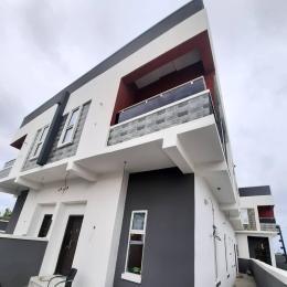 4 bedroom Semi Detached Duplex House for sale Ogolonto Jakande Lekki Lagos