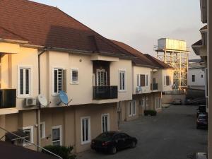 4 bedroom Semi Detached Duplex for rent Orchid Van Daniel chevron Lekki Lagos