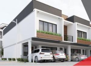 4 bedroom Semi Detached Duplex House for sale Atlantis Estate Agungi Lekki Lagos
