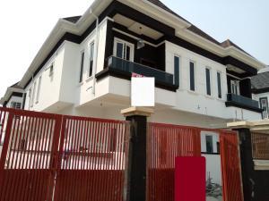 4 bedroom Semi Detached Duplex for sale Chevron Alternative chevron Lekki Lagos