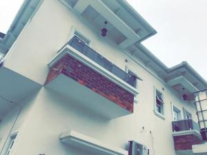 4 bedroom Semi Detached Duplex House for shortlet Ikota Villa Estate Ikota Lekki Lagos