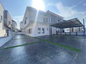 4 bedroom Semi Detached Duplex House for sale lekki county homes estate Lekki Lagos