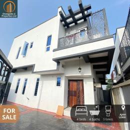 4 bedroom Semi Detached Duplex House for sale mobile Estate Ajah Lagos