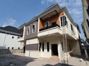 4 bedroom Semi Detached Duplex House for sale Chevron tollgate Lekki Lagos