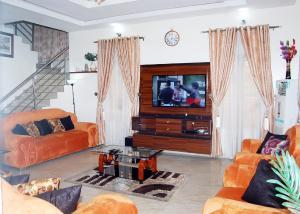 4 bedroom Semi Detached Duplex for shortlet Idado Estate Idado Lekki Lagos