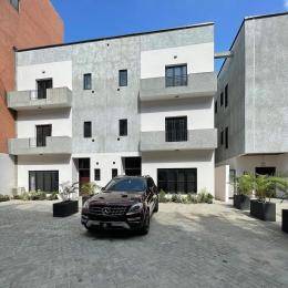 4 bedroom Terraced Duplex for sale Osborne Foreshore Ii Osborne Foreshore Estate Ikoyi Lagos