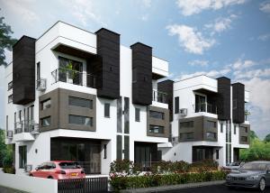 4 bedroom Terraced Duplex House for sale Peninsula Gardens Estate Peninsula Estate Ajah Lagos