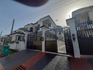 4 bedroom Semi Detached Duplex House for sale chevy view estate chevron lekki Lekki Lagos