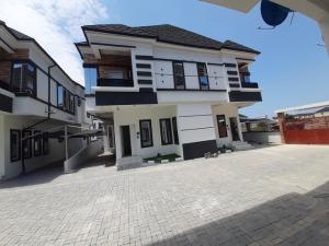4 bedroom Semi Detached Duplex for sale Second Toll Gate Lekki Lekki Lagos