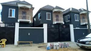 4 bedroom House for sale Glorious estate Ahmeed bus stop badore road Ajah, Lagos. Badore Ajah Lagos