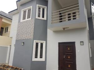 4 bedroom Detached Duplex House for sale Royal Estate off Peter Odili Trans Amadi Port Harcourt Rivers
