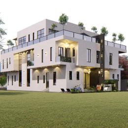 4 bedroom Detached Duplex House for sale cowrie creek estate lekki Lekki Lagos