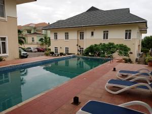 4 bedroom House for shortlet Asokoro Abuja