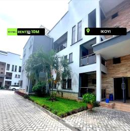 4 bedroom Massionette House for rent Located Inside an Estate Old Ikoyi Ikoyi Lagos