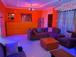 4 bedroom House for shortlet Ikate Lekki Lagos