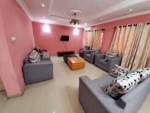 4 bedroom House for shortlet Ikate Lekki Lagos