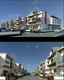 4 bedroom Semi Detached Duplex House for sale Orchids Road, Chevron Tollgate chevron Lekki Lagos