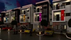 4 bedroom Terraced Duplex House for sale Katampe Katampe Main Abuja