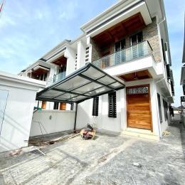 4 bedroom Semi Detached Duplex for sale Lekki Second Toll Gate By Chevron chevron Lekki Lagos