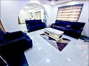 4 bedroom Semi Detached Duplex for shortlet Ikeja Lagos