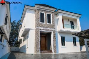 5 bedroom Detached Duplex House for sale Lekki county , megamond estate  Ikota Lekki Lagos
