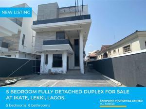 5 bedroom Terraced Duplex House for sale Ikate Lekki Lagos