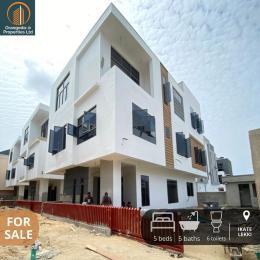 4 bedroom Detached Duplex House for sale - Ikate Lekki Lagos