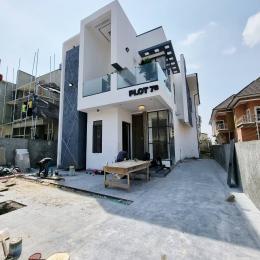 5 bedroom Detached Duplex House for sale White Oak estate  Ologolo Lekki Lagos