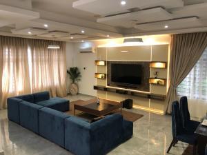 5 bedroom Detached Duplex House for shortlet Oniru Victoria Island ONIRU Victoria Island Lagos