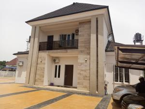 5 bedroom Detached Duplex House for sale Airport Road before Dunamis Lugbe Abuja