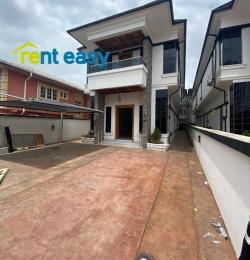 6 bedroom Detached Duplex House for rent chevron Lekki Lagos