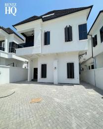 5 bedroom Detached Duplex House for rent Located at inside an Estate Osapa london Lekki Lagos