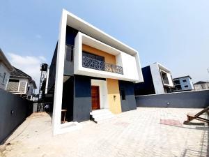 5 bedroom Detached Duplex House for sale Chevron drive,Lekki Lagos  chevron Lekki Lagos