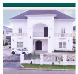 5 bedroom Massionette for sale Calton Gate Estate Off Chevron Lekki Lagos chevron Lekki Lagos