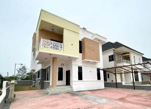 6 bedroom Detached Duplex House for sale Lekki County Estate By 2nd Toll Gate Ikota Lekki Lagos