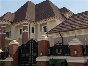 Detached Duplex House for sale Asokoro Abuja