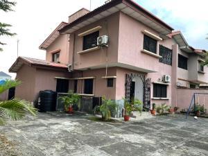 4 bedroom Semi Detached Duplex for sale Femi Okunnu Estate Lekki Phase 2 Lekki Lagos