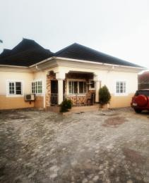 3 bedroom Detached Bungalow House for sale Urgent Sales Luxury Executive Detached 3 Bedroom Bungalow with a 1 Bedroom BQ. At Valley view Estate  Rumukrueshi Port Harcourt Rivers