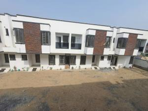 4 bedroom Terraced Duplex House for sale Lekki Scheme two through Abraham Adesanya Lekki Phase 2 Ajah Lagos