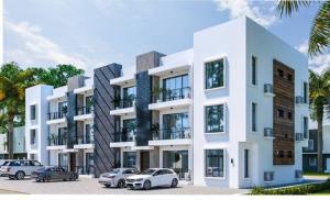 1 bedroom mini flat  Studio Apartment Flat / Apartment for sale The Milton Estate. 3mins Drive Fr Shoprite Sangotedo Lagos