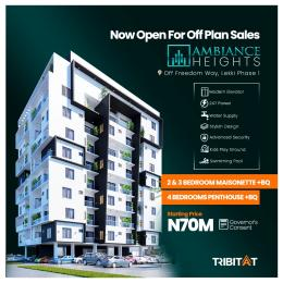 2 bedroom Massionette for sale Ambiance Estate Freedom Way Lakki Ikate Lekki Lagos