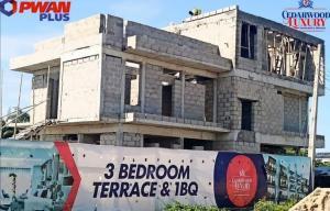 3 bedroom Terraced Duplex House for sale Ajayi Apata Estate Sangotedo Lagos
