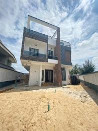 6 bedroom Detached Duplex for sale Pinnock Beach Estate Osapa london Lekki Lagos